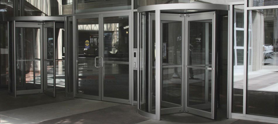 Commercial Door and Entry Systems from our Reliable Team!